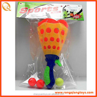 Plastic catch ball game made in China OT942580102