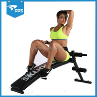 modern portable folding bench/weight bench/sit up bench for sale