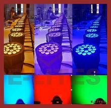 dmx512 led par 64 light, 18x15w for stage bar club, theater light led par 18x15w