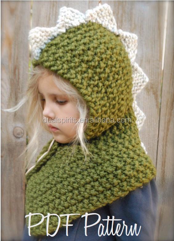 Niños Niñas invierno cálido sombrero de la bufanda de lana bufanda ...
