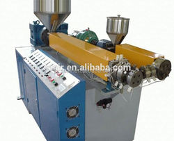 Extruder Machine drink straw making machine/straw production line