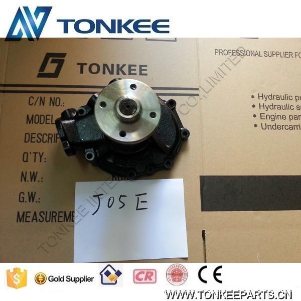 HINO J05E water pump for KOBELCO SK200-8