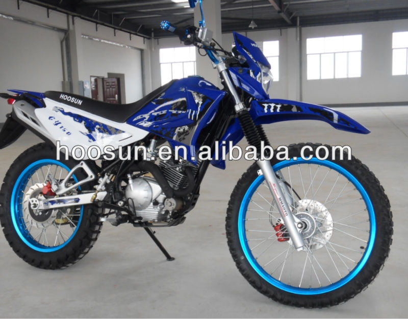 blue chrome dirt bike with yamaha 150cc engine buy automatic motorcycle off brand dirt bikes. Black Bedroom Furniture Sets. Home Design Ideas
