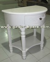 Wooden Bedside Tables - Children Bedroom Sets Furniture - Wall Furniture Antique Style Jepara Indonesia