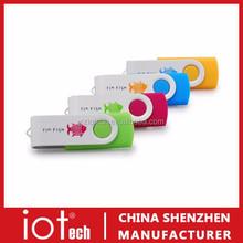 Cheap Swivel USB Flash Drive Wholesale Free Sample