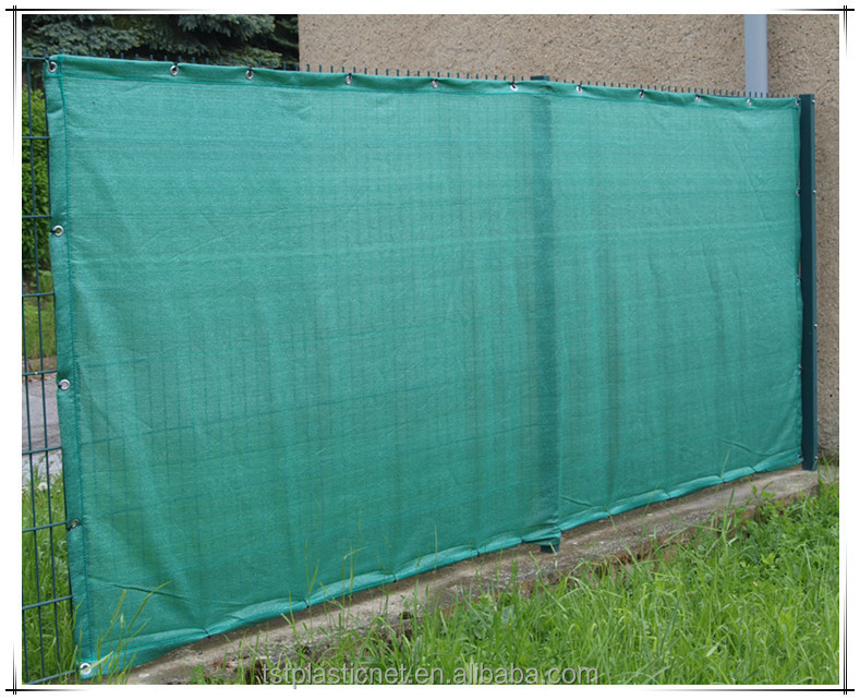 Balcony Fence Shade Sail Cloth Fence Suppliers In Garden