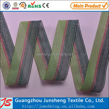 high quality knitted thin elastic band