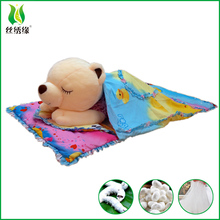 High quality low price children bedding quilt with mulberry silk
