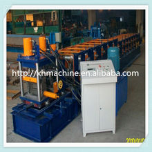 C Purlin Roof Steel Tile Type and Tile Forming Machine Type Roll Forming Machine