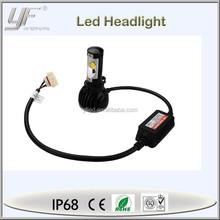 COB auto driving accessories headlight parts, electric car conversion kit fog car lighting led