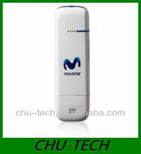 Unlocked ZTE MF110 HSDPA 3G USB Modem 7.2Mbps