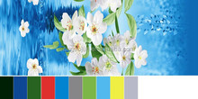 New design 3D polyester fabric for home textile, printed fabric 100% polyester for bedsheet sets/quilts/covers/blankets