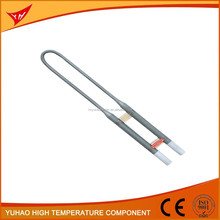 Electric Power Source and Electric Heating Elements U Type MoSi2 Heating Element,MoSi2 rod