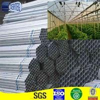 Greenhouse Steel Frame/Steel Tubes/Steel Pipes