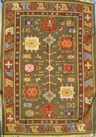 Kilim Wool And Cotton