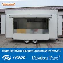 new food truck the best China food truck professional food truck
