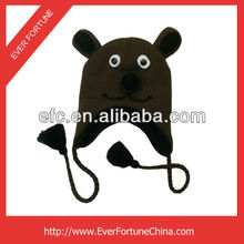 Favorites Compare fashional design hot popular cute elegant animal winter earflap hat