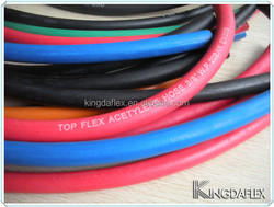 Good quality Russia standard high pressure rubber welding hose with best price
