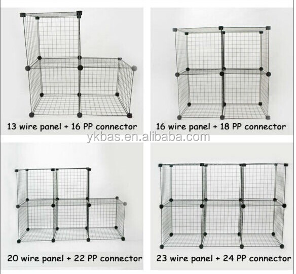 High Quality Portable Mesh Wire Storage Cube. Mesh Box. Storage ...