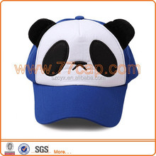Friendly environment fabric with cute design child cap