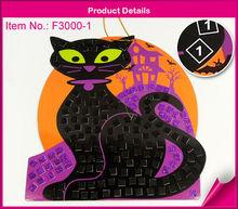 cat mosaic foam hand craft
