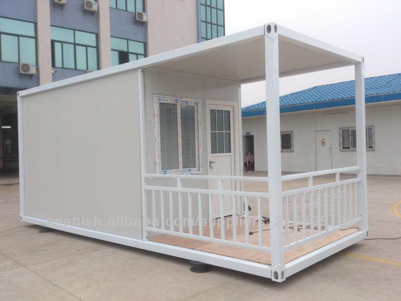 Casas prefabricadas de contenedores para la vida hotel - Casas prefabricadas contenedores ...