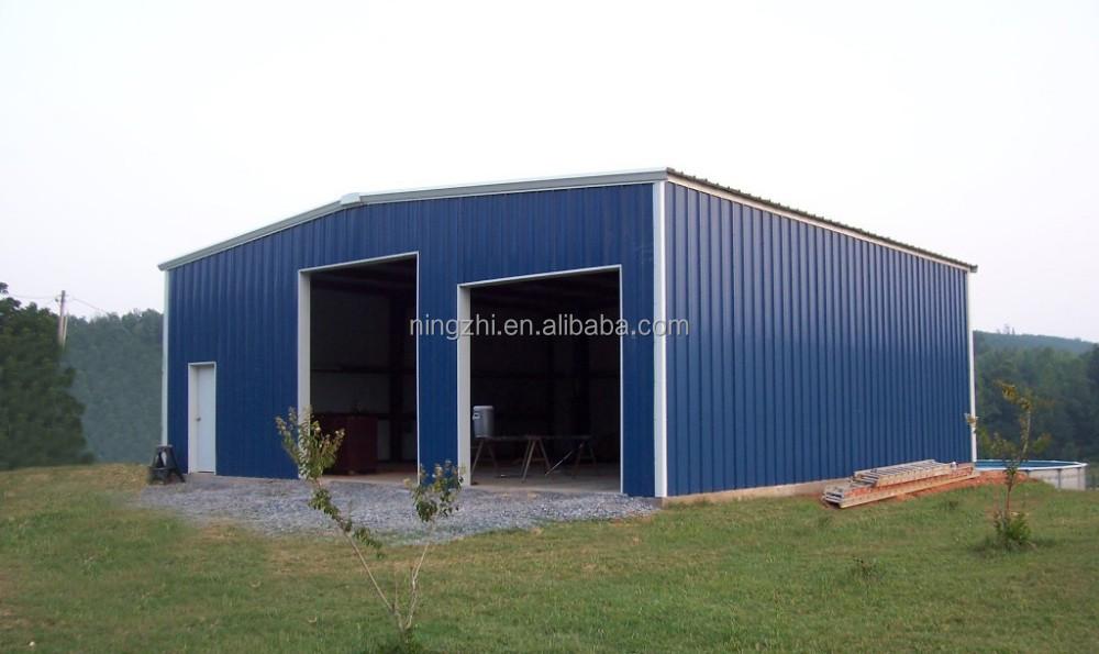 deux portes de garage portable m tal garage garage kit garage structure en acier garage toit. Black Bedroom Furniture Sets. Home Design Ideas