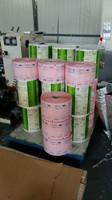Customized Printed Condom Bag Packaging Film Rolls