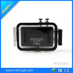 Super quality mini hot gift 720p hd sports action video camera