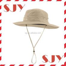 Custom foldable uv sun protection children beach hat