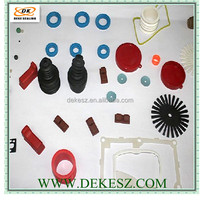 custom molded rbi rubber parts