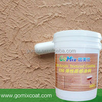 Water Based Acrylic Resin Sand Texture Paint