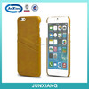 China supplier new products mobile phone PU leather case for iphone 6