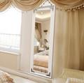 longa duração de vestir chanfrado espelho decorativo
