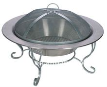 stainless steel bbq firepit OL-F083