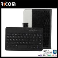 Detachable 7 inch tablet case,Detachable tablet case for IPAD MINI--BK515--Shenzhen Ricom