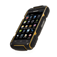 Original Discovery V8 3G GPS Smartphone Waterproof Dustproof Shockproof Smartphone MTK6572 Dual Core Android 4.4 Mobile Phone