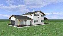 Grandacs prefab houses from Ober Consulting Kft