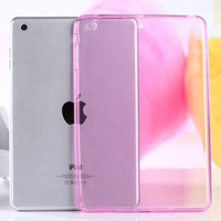 Ultra Thin Soft TPU Silicone Clear Case Cover For Apple iPad 2/3/4 Air Mini