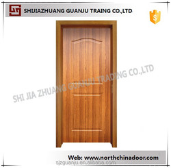 Black Walnut Wood Door Interior Simple Design Wood Doors