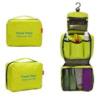New design polyester men wash toilet bag for travel