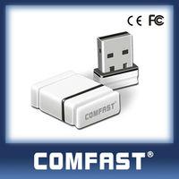 wireless network interface card wireless usb network adapter comfast CF-WU810N wireless usb adapter wifi sky