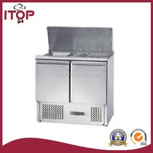 <span class=keywords><strong>Refrigeración</strong></span> directa refrigerado contadores para saladette