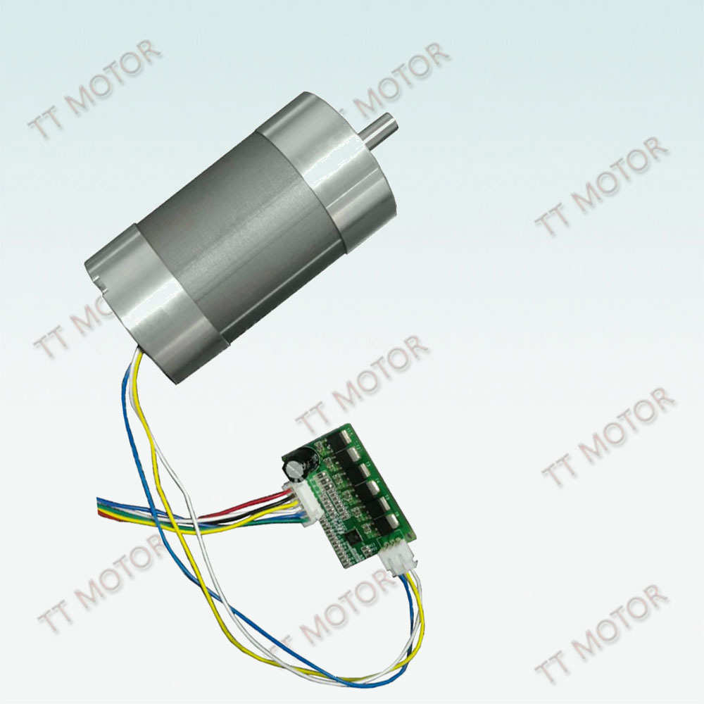 High Speed High Torque 110v 180v 48v 220v Dc Motor
