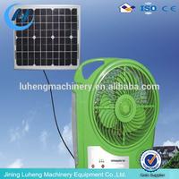 small solar power fan,outdoor mini solar fan,solar power/AC power little fan