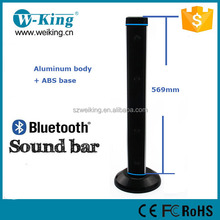 2015 latest loud sound Speaker family Hifi sound 20W Tower bluetooth speakers for home system and smart TV
