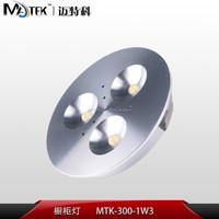 Nice design super thin ceiling light led 3W edison LED 12V LED puck light
