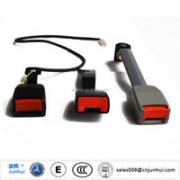 OEM three-point safety seat belt extender polyester material 3 point locking system extension