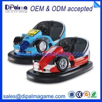 Interesting!!! amusement park rides Electric playground battery bumper car for hot sale( Dipalma Model No.168)
