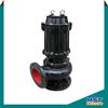 Close impeller centrifugal submerged sewage pumps
